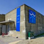 2009-04-23 15:03:07 OUWERKERK - Exterieur Watersnoodmuseum in het Zeeuwse Ouwerkerk. ANP ED OUDENAARDEN
